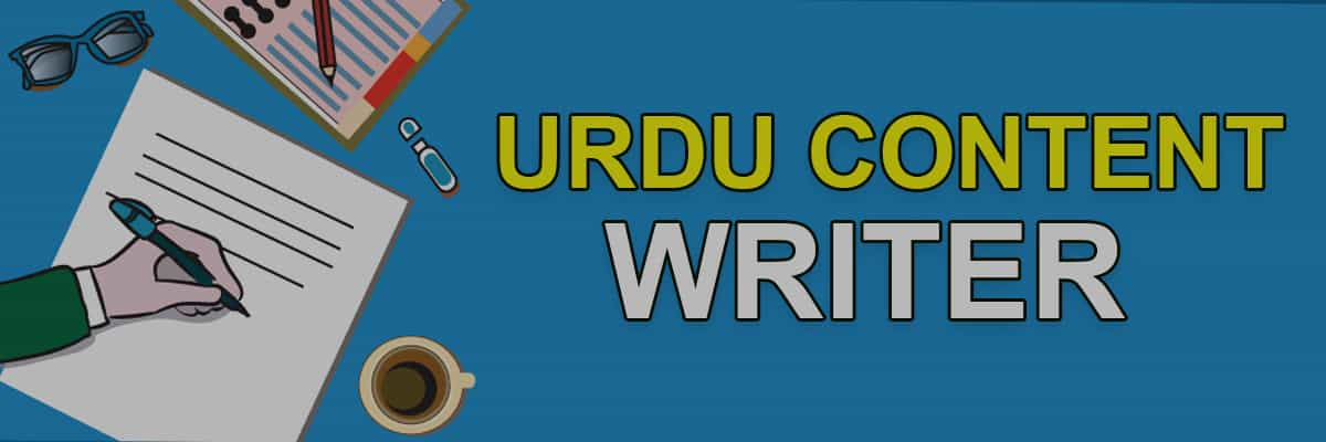 Urdu Content Writing Services